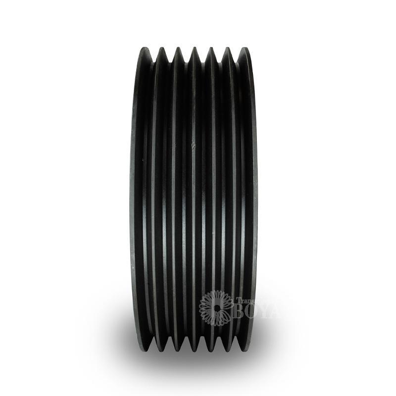 De zijde van Ioannis Europese norm V - vormige katrol 6 - SPB300-06 mouw 3535 gietijzer centrifugale ventilator.