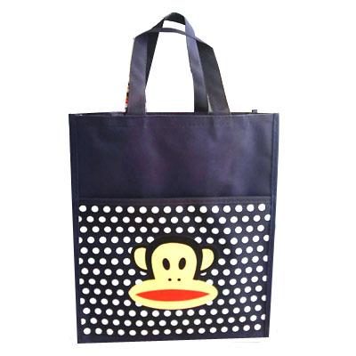 Stor kapacitet vattentät väska väska handväskor elever bokväska make up paket Konstpåse väska post
