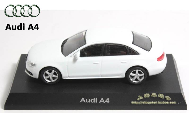 京商KYOSHO1:64アウディシリーズ静態合金の車のモデルA3A4A5A8R8Q7A6