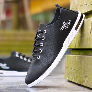 4舒适款新款韩版男士板鞋百搭透气休闲鞋潮流男鞋平底单鞋