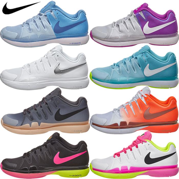 耐克网球鞋女莎拉波娃专业正品2017年新款减震耐磨运动鞋 631475