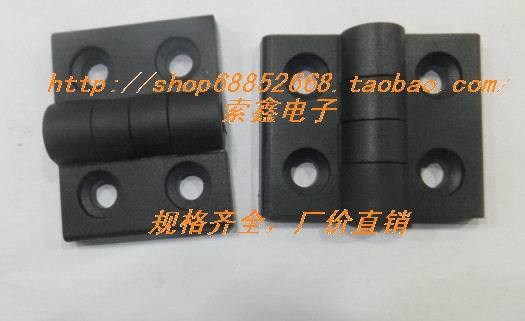 Corona de promoción de perfiles de aluminio / herramienta, accesorios de Gabinete plástico de nylon bisagra bisagra del Cuarteto 4560 (2535)