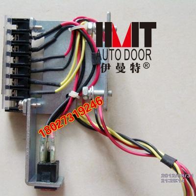 Puerta automática de inducción / puerta automática GM / señal terminal puerta automática de la unidad de interfaz de la línea de accesorios