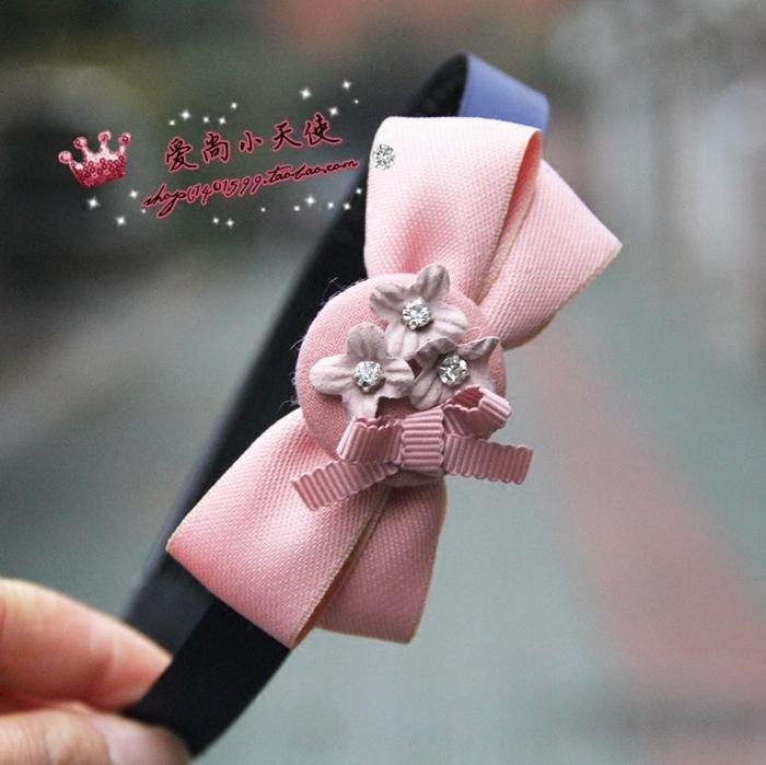 oprindelige koreanske børns hår smykker håndlavet sommerfugl slips har tænder, elever på primær - og sekundærtrinnet baby hår clips