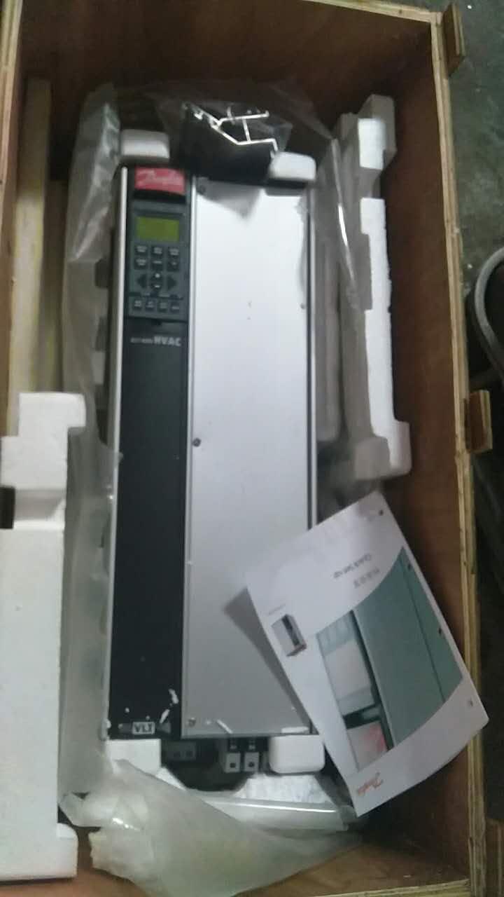 Danfoss VLT6032HT4C20STR запасов, новая машина, 22KW