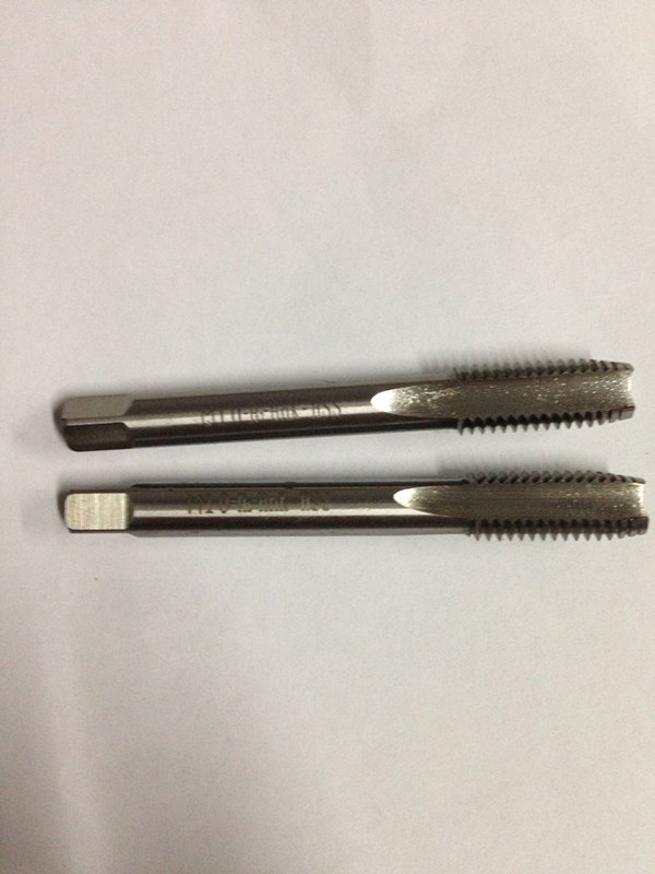 Tapping for 3/4/5/6/8/10/12/14/16/18/20 straight fluted tap machine with genuine Pacino g machine