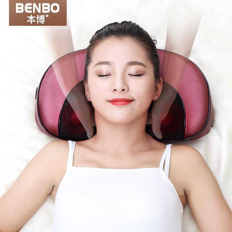 z powrotem do masażu szyi. na odcinku kręgosłupa szyjnego kręgosłupa elektrycznego sprzętu gospodarstwa domowego, punkty te ciała.