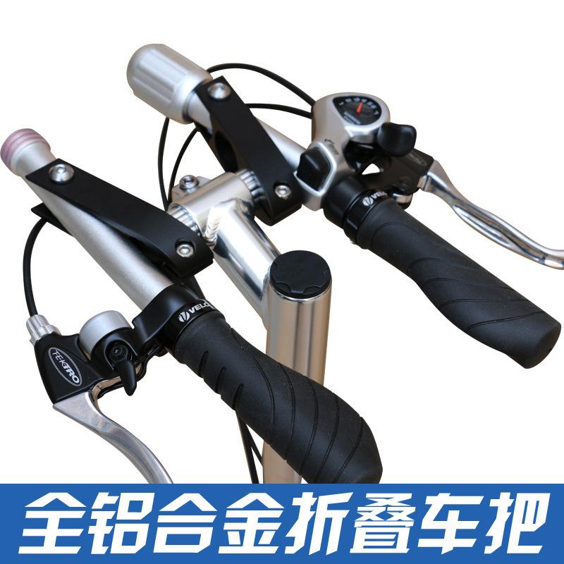Bicicleta portátil de 14 pulgadas con una bicicleta Plegable para Alemania Japón dos segundos