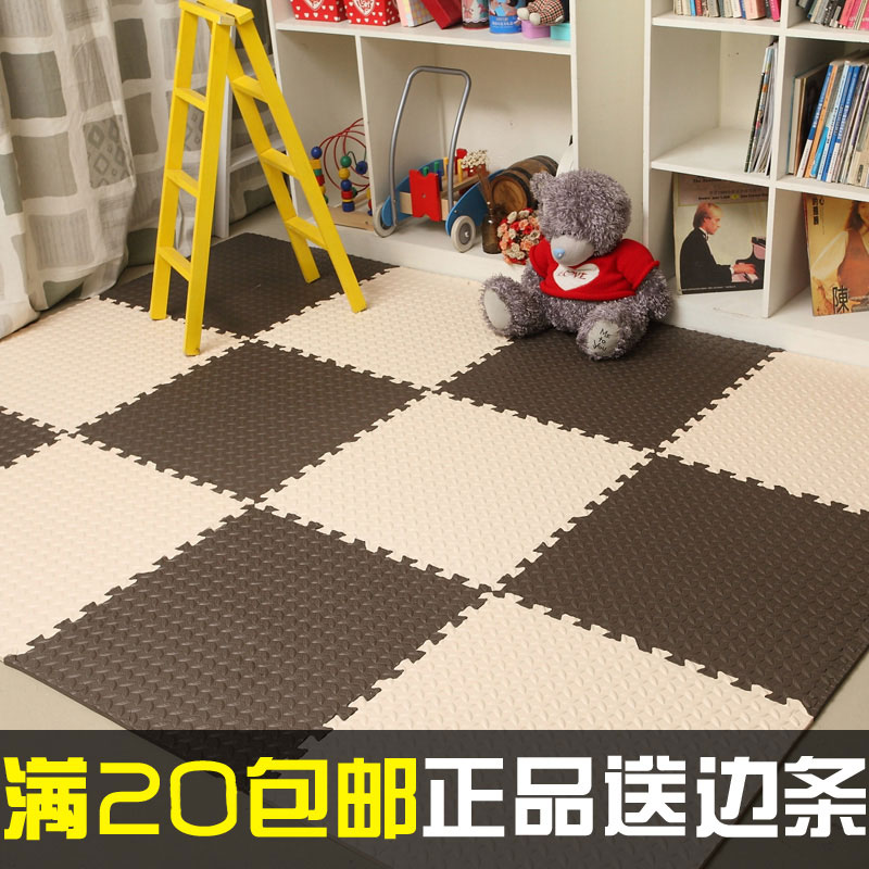 Environmental protection foam pad mosaic puzzle children crawling pad climbing pad pad pad thickening floor bedroom tatami