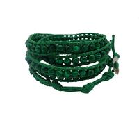 utrikeshandel miljöskydd - tillverkare som säljer tre nya basic weaving bracelet paketet -