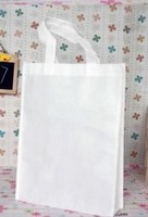 33*24*10CM medium size non-woven fabric, gift bag, students, solid color packaging bags, can be used for painting and calligraphy