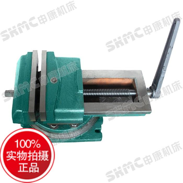 Shanghai Shen Kang selling machine long friends card machine vise QB-300MM 12 inch machine with flat bench