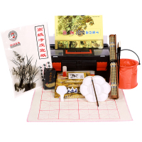 Special offer China draw 12 color 5ml pigment pigments painting tools and materials shipping package paper