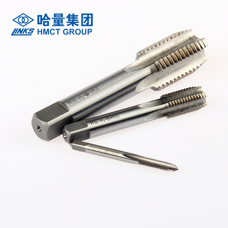 LINKS/ type machine taps M8*1-M24*1.5 fine teeth tapping for tapping machine