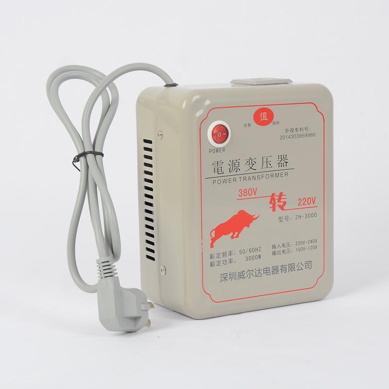 Grue de climatisation à transformateur variable commandé 12v24v36v 220V 380v, etc.) d'un convertisseur de puissance