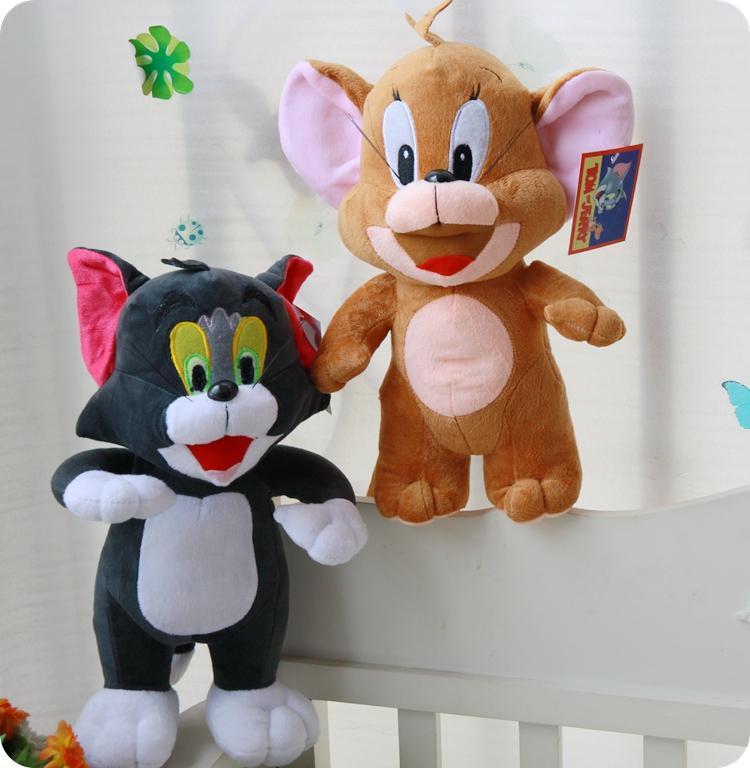 στάση τη γάτα και το ποντίκι κούκλα τομ και τζέρι τζέρι κούκλα κούκλα σε ακριβά παιχνίδια δώρα για τα παιδιά