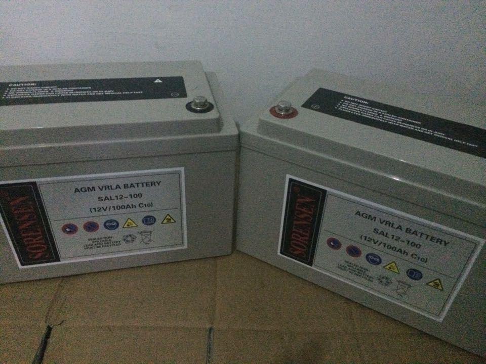 Sorensen battery SAL12-50 battery 12V50AHUPS battery imported power DC screen