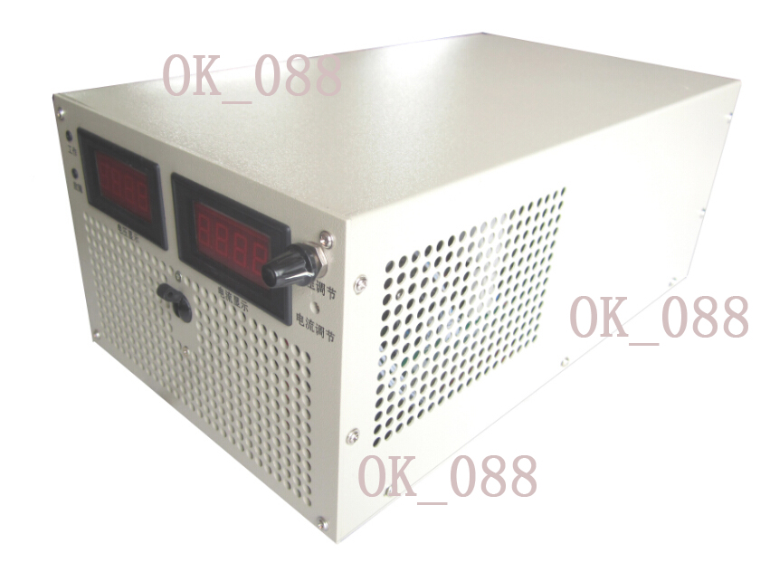 4000W adjustable switching power supply 48V80A rechargeable motor power test power supply