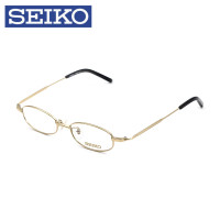 Seiko glasses frame, male full frame commercial pure titanium Seiko spectacle frame with myopia optical glasses H03086
