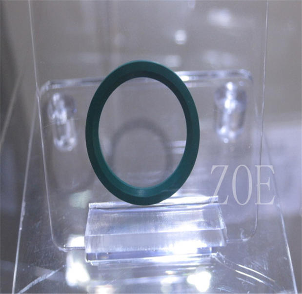 Imported nitrile rubber ED ring, green black imported DIN3869 plug ED sealing ring
