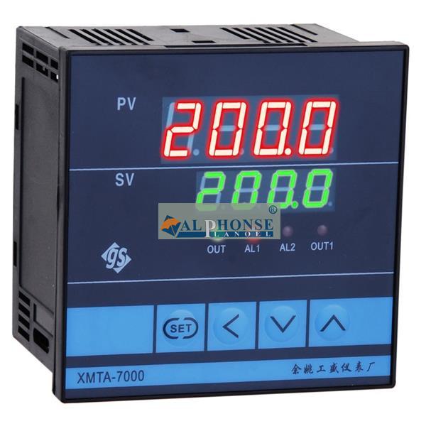 - /XMTA-7000/7401/7402/ tark temperatuuri termostaadi temperatuuri tabelis / digitaalne näidik