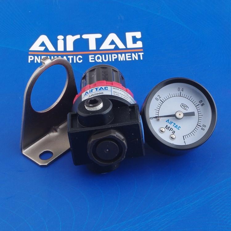 βαλβίδα εκτόνωσης της πίεσης του πνευματικού πηγή μεταποιητή AR1500/AR2000 βαλβίδα ρύθμισης είναι πρωτότυπο, αυθεντικό