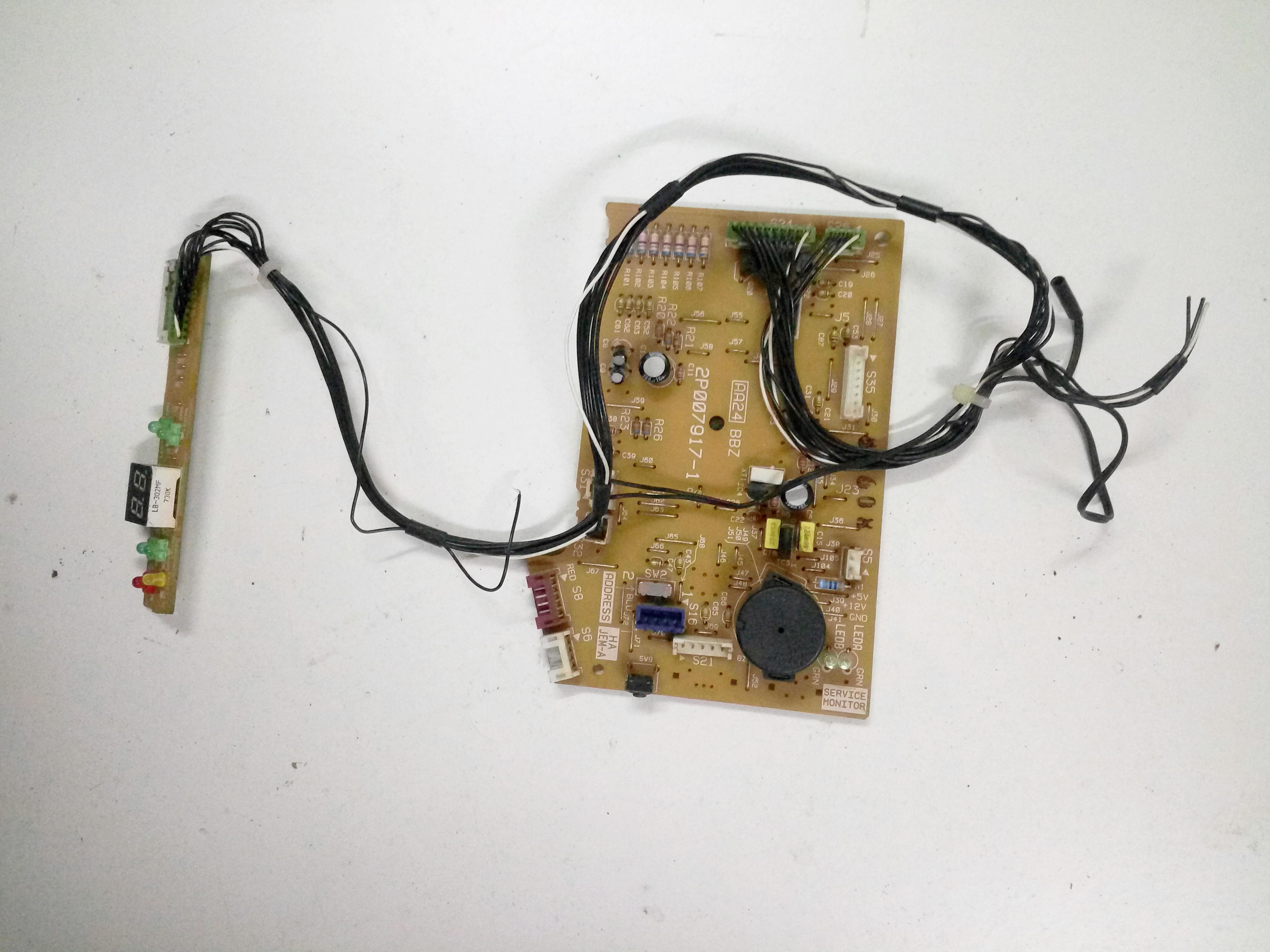 Daikin klimaanlagen die computer An Bord 2P007917-1 - Platte in der Original - zubehör