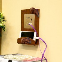 Modern simple resin switch affixed to the creative living room socket affixed protective wall decorative wall stickers