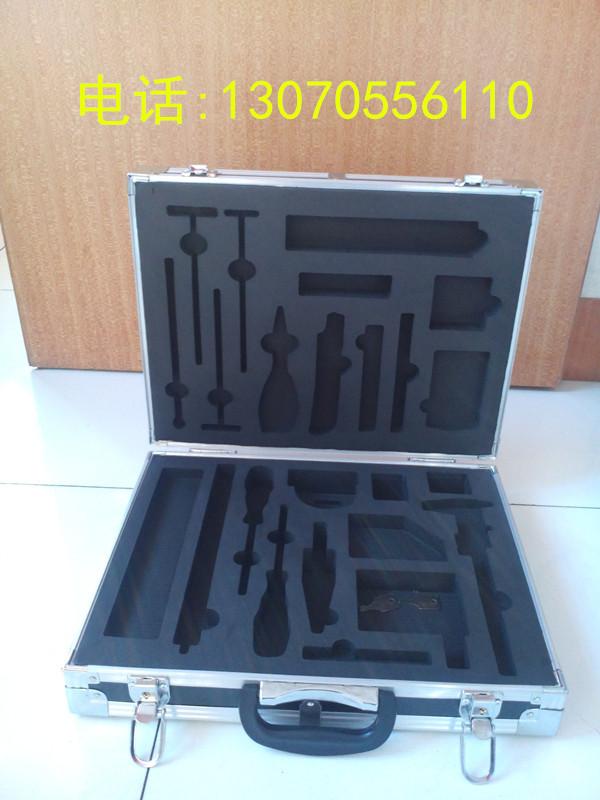 Personalizar la Caja de aluminio de aleación de aluminio de cajas de herramientas de personalización para los casos de aviación bolsas Eva de esponja de fresas
