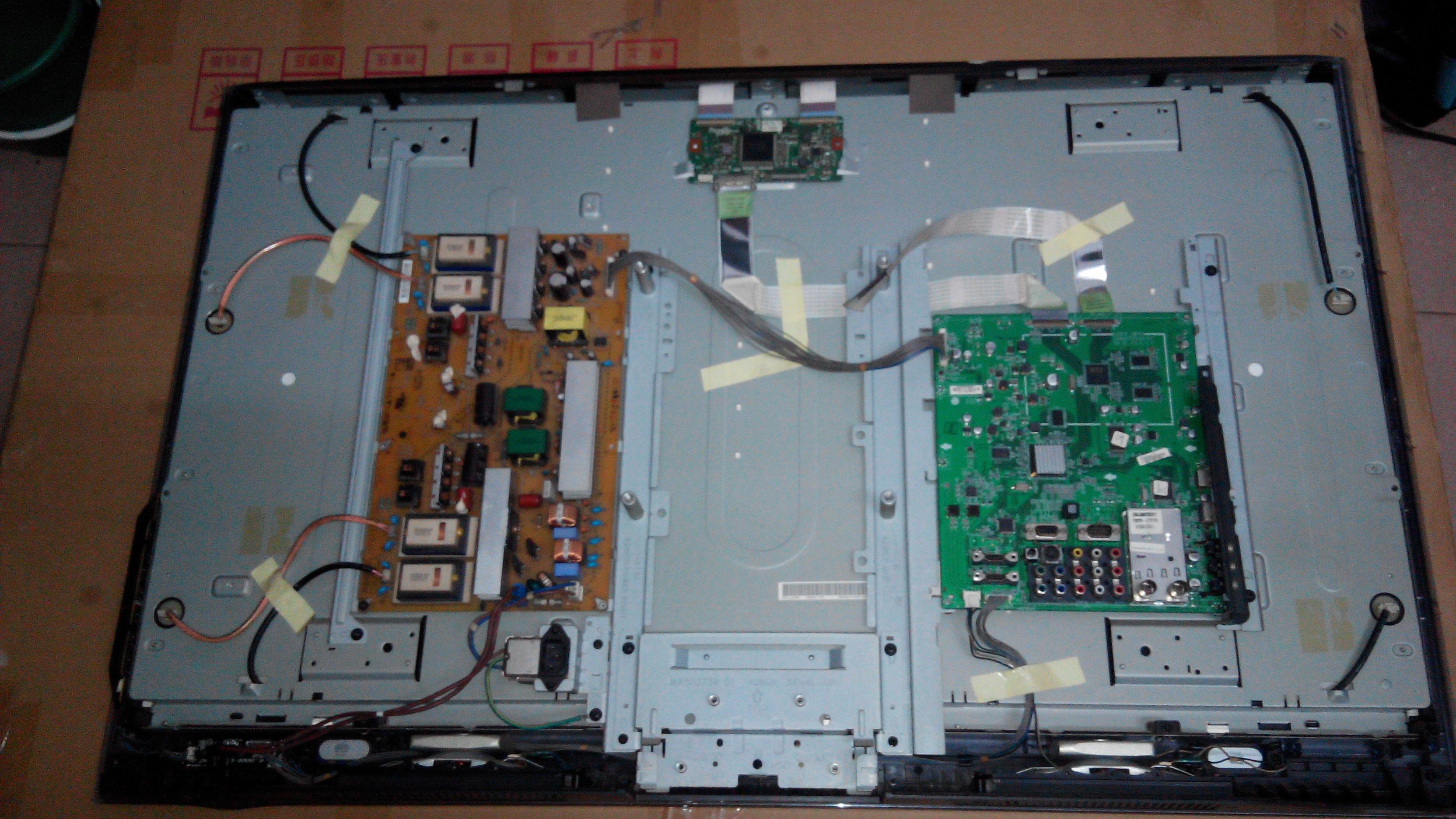 Die 90 - Tage - Lg LCD - TV - 42LH45YD-CB Power Board $220 - 280