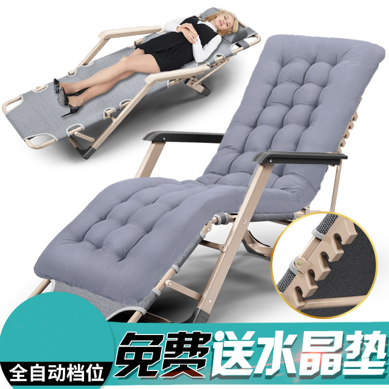 Folding bed, single office, lunch, nap bed, child sitter, on duty, double simple camp bed chair