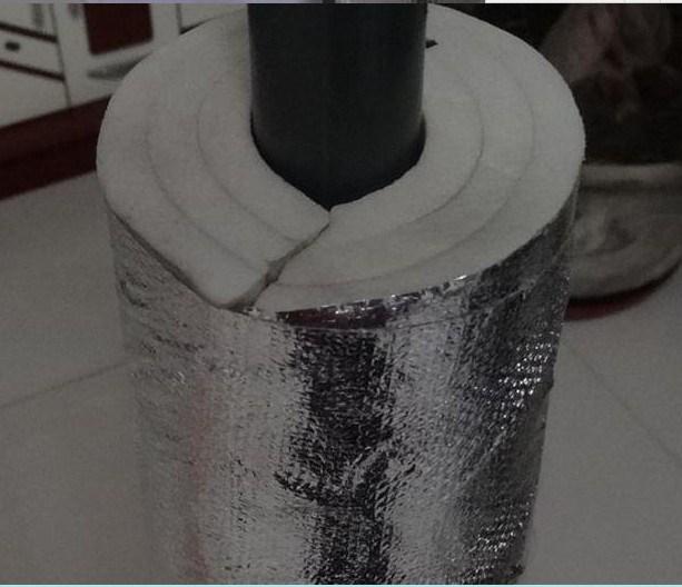 izolační materiály šetrné k životnímu prostředí v listech nemrznoucí směsi sluneční terasa izolační oblek zachovat si pásku měděné trubky pěny.