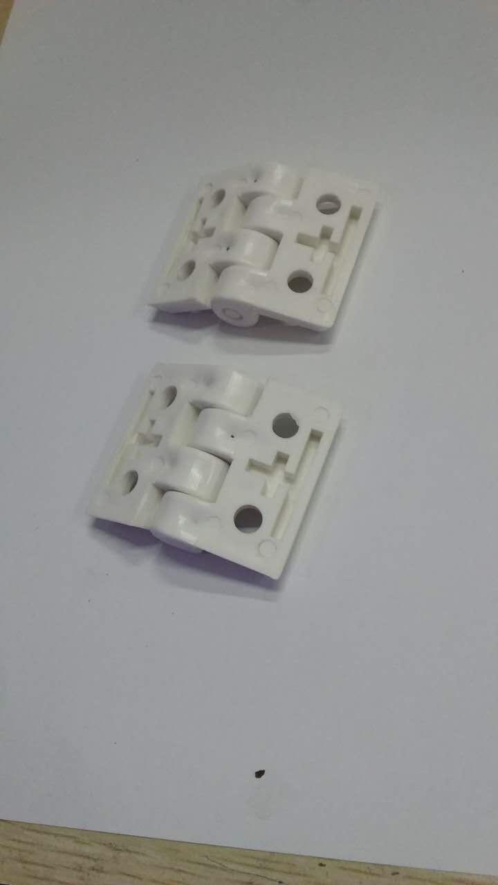 High quality PP hinge PP plastic hinge PP plastic hinge anti corrosion hinge 52x43x8