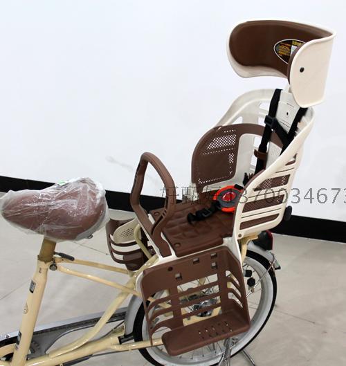 przywóz z japonii OGK bezpieczeństwa rowerów dla dzieci może być regulowane siedzenia tylne siedzenie RBC-007 kosz ultra światła.