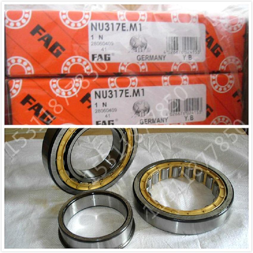 Tyskland importerade FAG-lager NU304E.M1 cylindriska rullager / NJ304E.M1.C3 kopparram