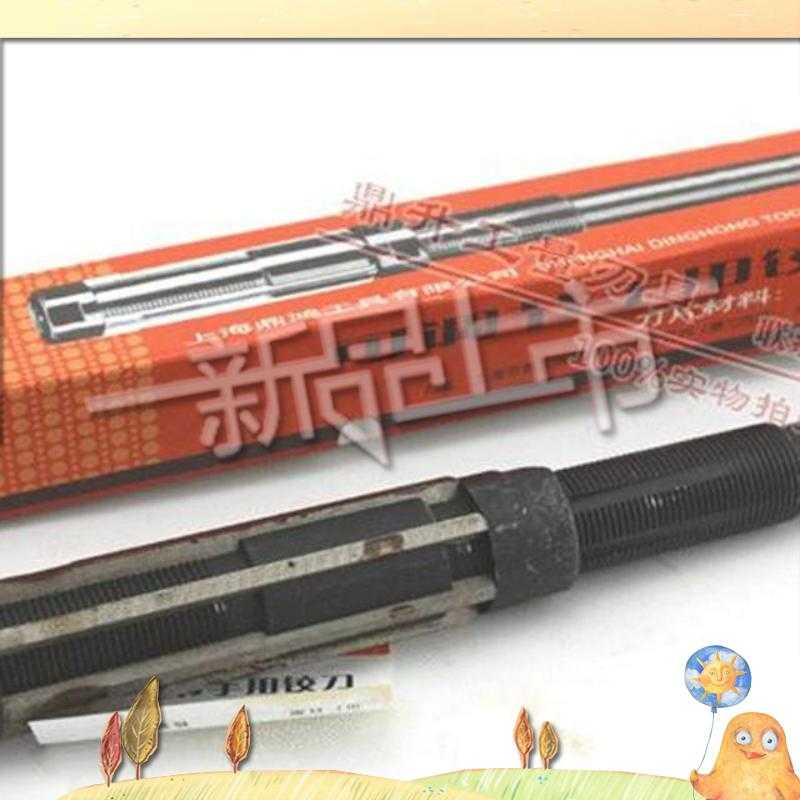 Easy to use manual section hand reamer adjustable reamer