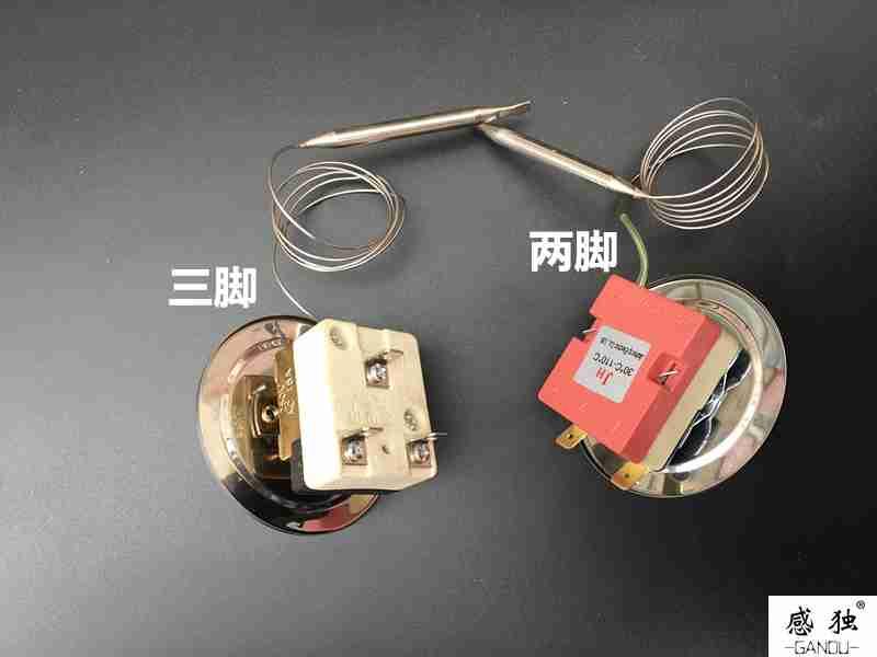 spínač teploty pro správce knoflíky příliš příliš nastavitelné termostat 30-050-300 oc