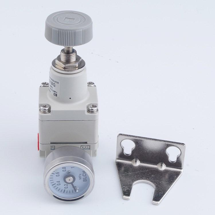 空気圧エア源空気プロセッサ調圧弁調節弁フィルターIR1020-01精密減圧弁