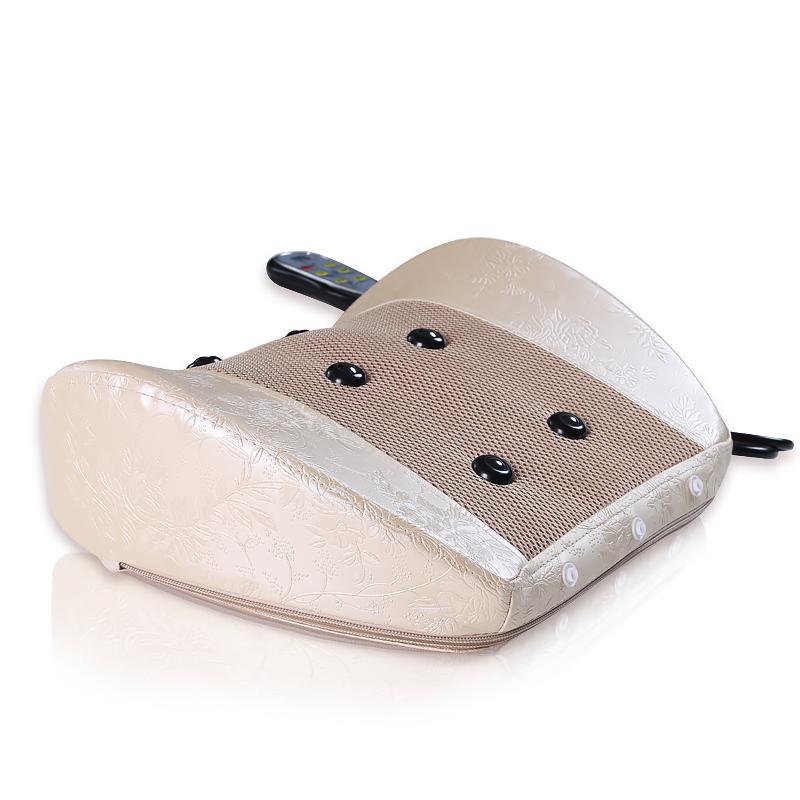 wielofunkcyjne urządzenie do masażu pleców na dysku w wystające z pleców do ogrzewania gospodarstw domowych do ugniatania terapii mat