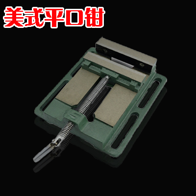 Vise vise vise clamp simple drill woodworking vise Mini clamp machine
