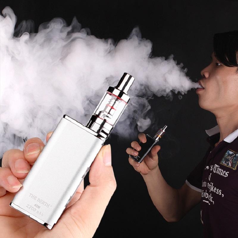 электронная сигарета костюм форсунка большой дым основных новые оригинальные