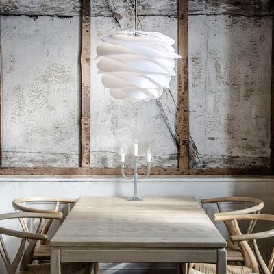现货 丹麦进口 Vita Carmina吊灯灯罩 现代简约客厅卧室餐厅吊灯