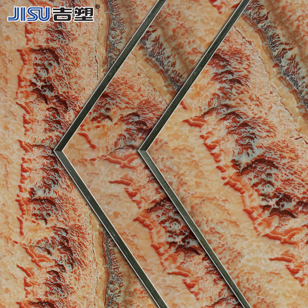 Kyrgyzstan silk dragon jade 3mm15 plastic aluminum plate curtain wall door wall advertising background aluminum plate UV aluminum plate