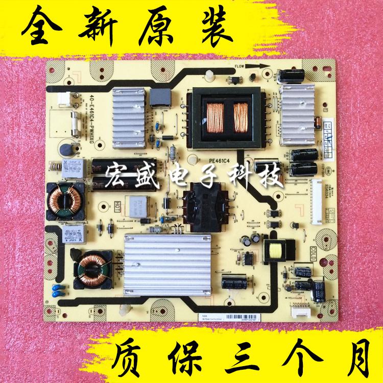 De nieuwe energiebron TCL LCD TV L55F3500A-3D moederbord 40-E461C4-PWI1XG circuit.