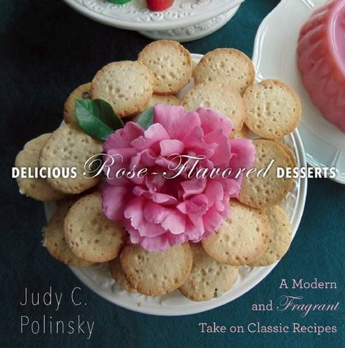 Rose, koekjes bakken DeliciousRose-FlavoredDesserts