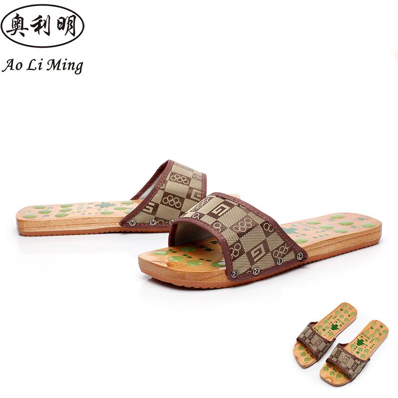 桂森木屐男女士木拖鞋