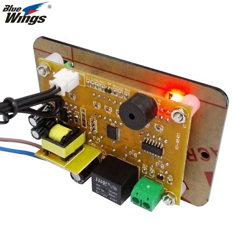 """cyfrowy kontroler """"podstawowe regulatora temperatury stc-0 włączyć alarm regulatora temperatury temperatura chłodni siedzenia."""