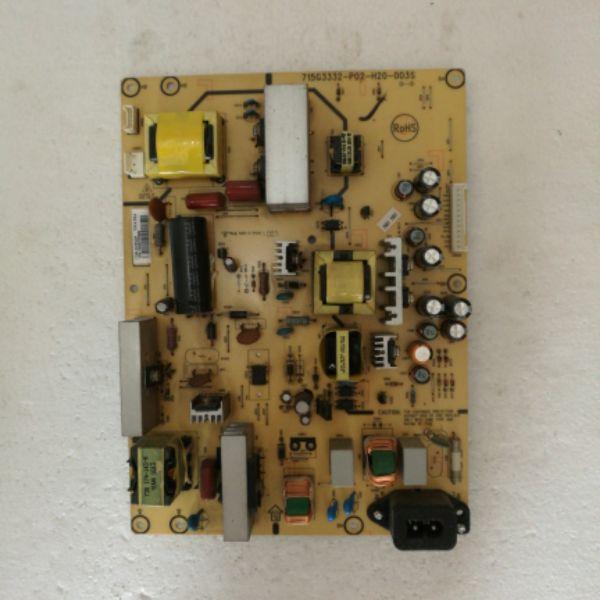 Original. Skyworth. 32S19IW. LCD TV. 715G3332-P02-H20-003S. Panel de energía.