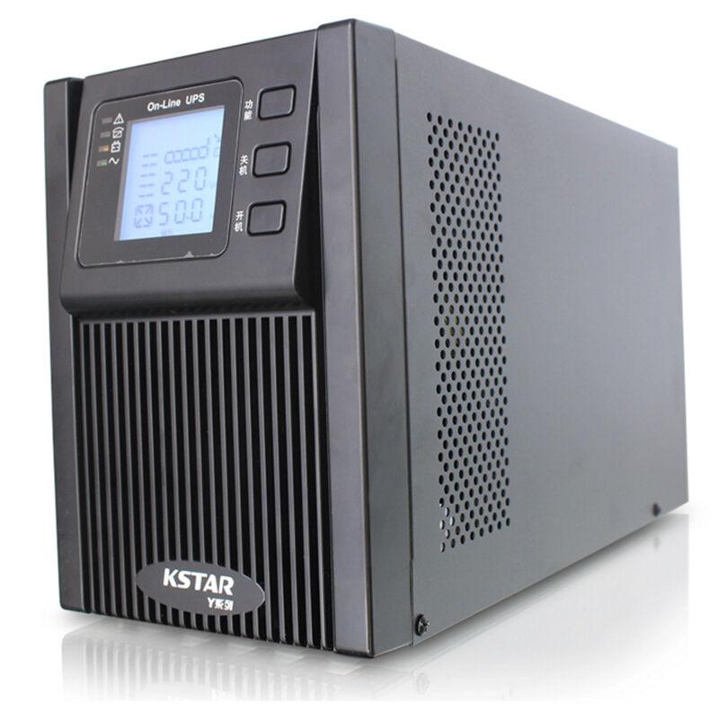 KSTAR科士达UPS不間断電源1KVAオンライン遅延YDC9101H長延機本体が必要