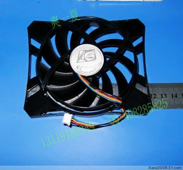 Sparkle GTS450ACAcceleroL2) HD5750 vervangende kaart fans.